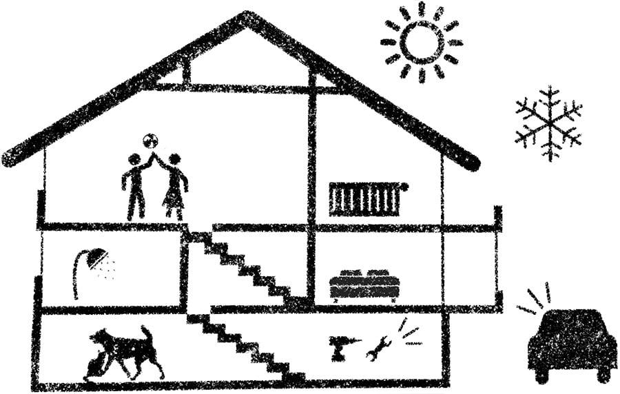 Wärmeschutz Feuchteschutz Schallschutz Oldenburg